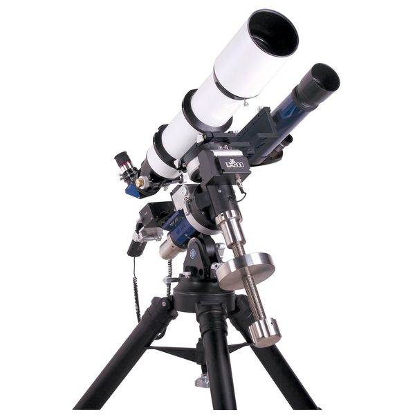 Meade 130mm f/7 APO LX800 EQ Go-to teleskopas su StarLock
