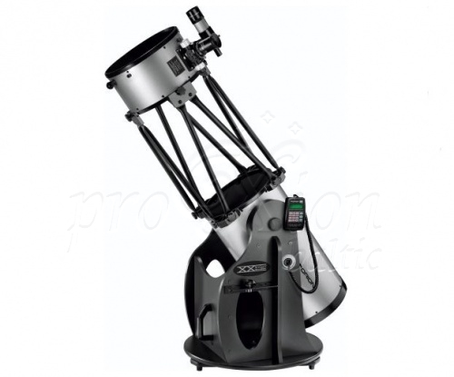 Orion SkyQuest XX12 IntelliScope Truss Dobsonian + audėklas
